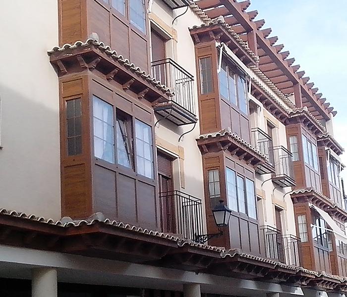Balcones y miradores - Cerramiento para balcones ...