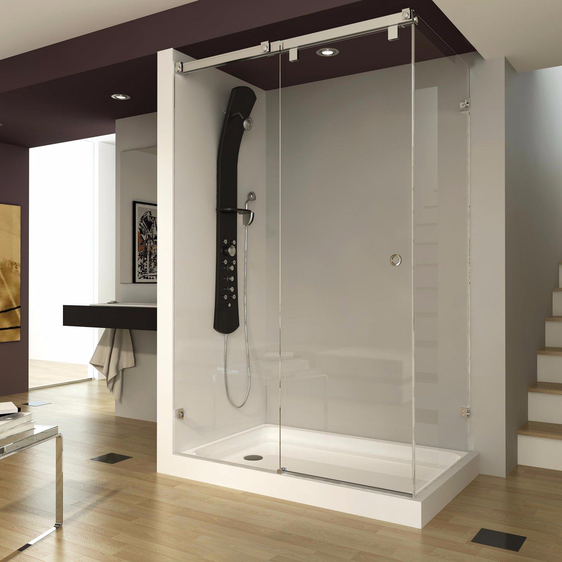 Mamparas de ducha for Articulos de ducha